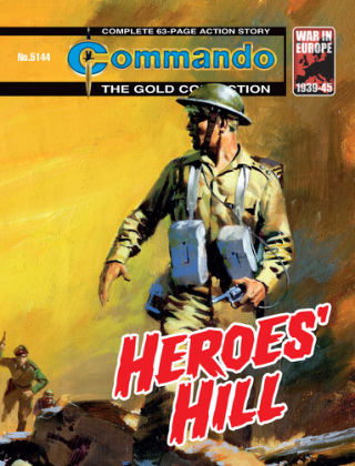 Commando Issue 5144