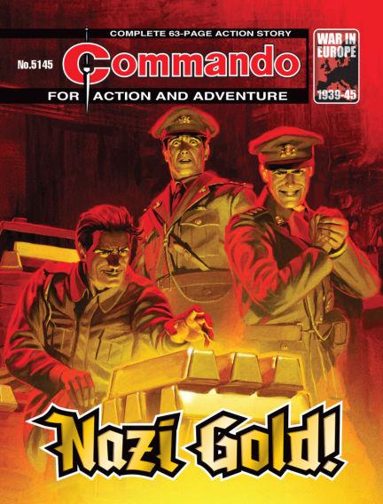 Commando July 24, 2018 00:00