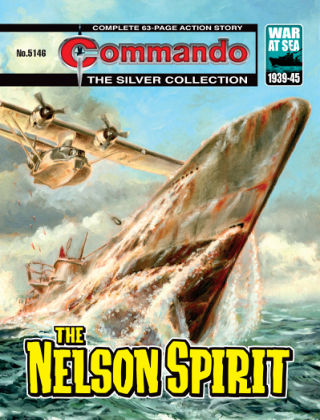 Commando Issue 5146