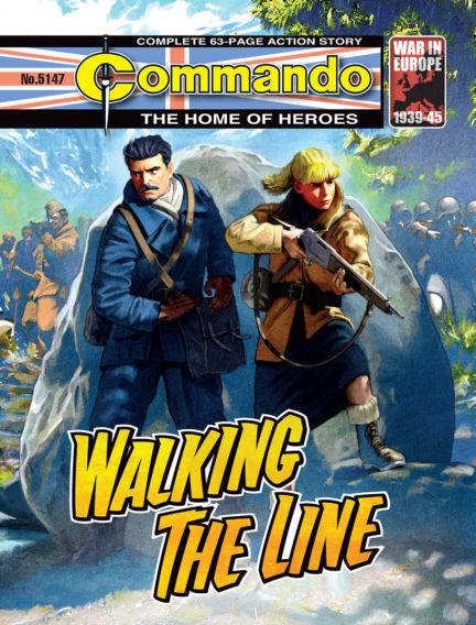 Commando August 07, 2018 00:00