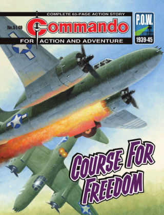 Commando Issue 5149