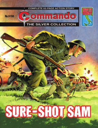 Commando Issue 5150