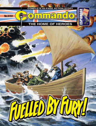 Commando Issue 5151