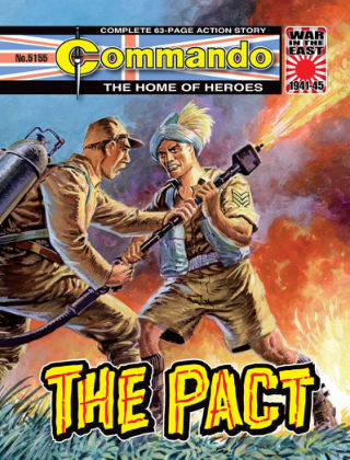 Commando Issue 5155