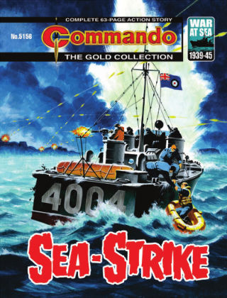 Commando Issue 5156