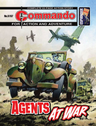 Commando Issue 5157