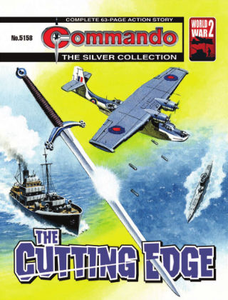 Commando Issue 5158