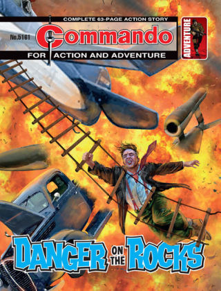 Commando Issue 5161