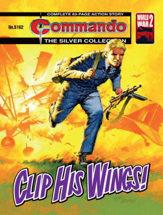 Commando Issue 5162
