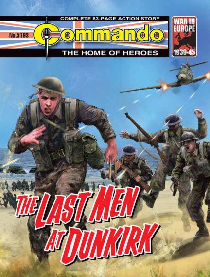 Commando October 02, 2018 00:00