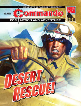 Commando Issue 5165