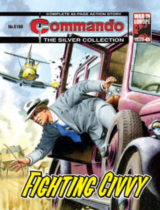 Commando Issue 5166