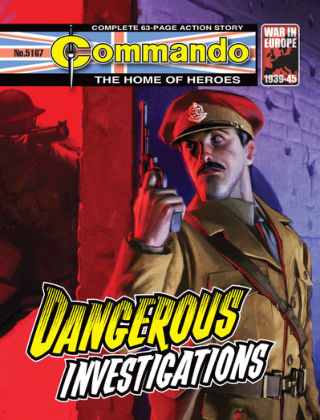 Commando Issue 5167
