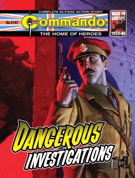 Commando October 16, 2018 00:00