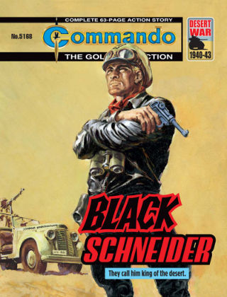 Commando Issue 5168