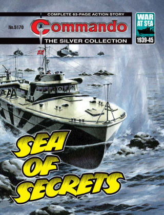 Commando Issue 5170
