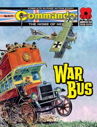 Commando Issue 5171