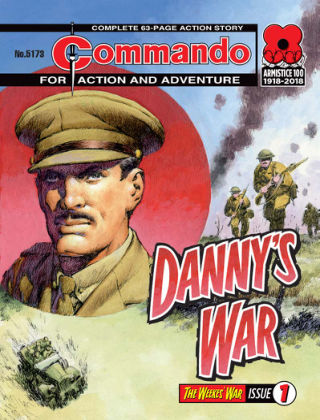 Commando Issue 5173