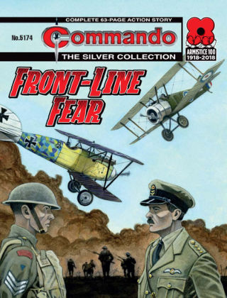 Commando Issue 5174