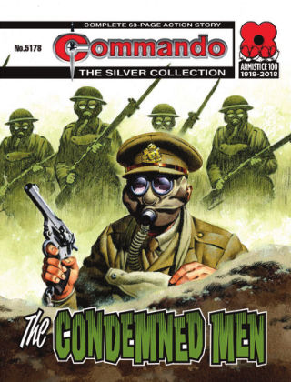 Commando Issue 5178