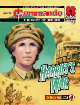 Commando Issue 5179