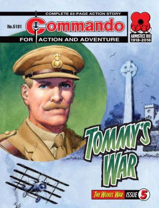 Commando Issue 5181