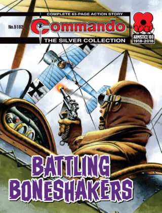 Commando Issue 5182