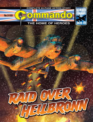 Commando Issue 5183