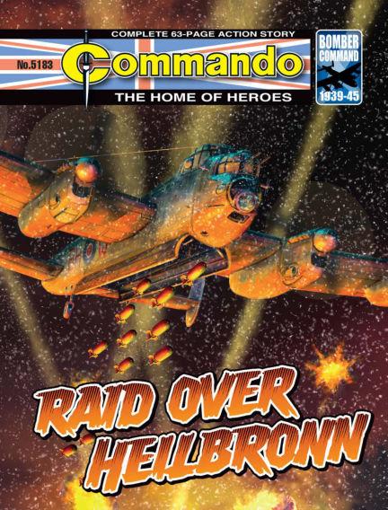 Commando December 11, 2018 00:00