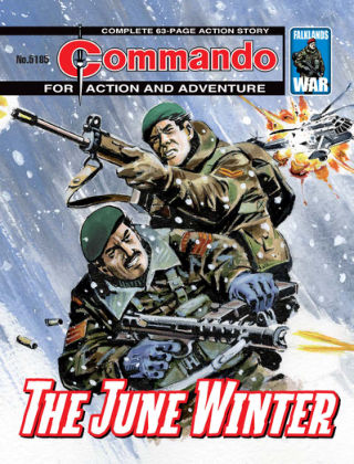 Commando Issue 5185