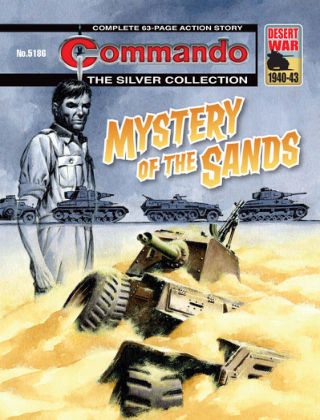 Commando Issue 5186