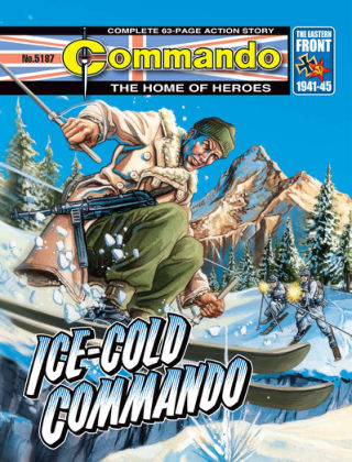 Commando Issue 5187