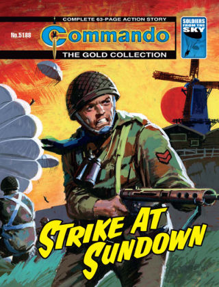 Commando Issue 5188