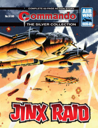 Commando Issue 5190