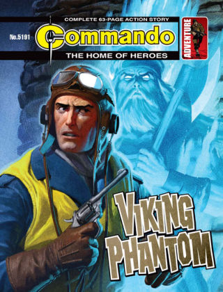 Commando Issue 5191
