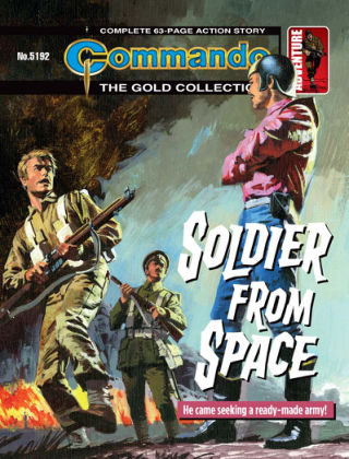 Commando Issue 5192