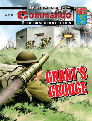 Commando Issue 5194