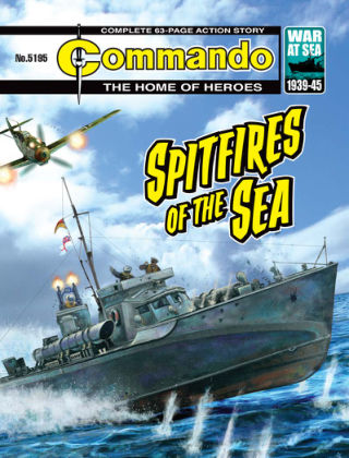 Commando Issue 5195