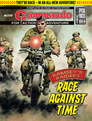 Commando Issue 5197