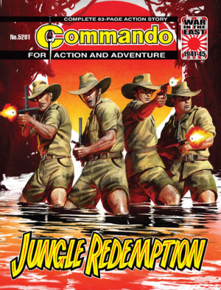 Commando Issue 5201