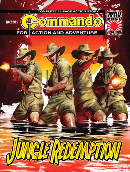 Commando February 05, 2019 00:00
