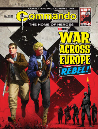 Commando Issue 5203