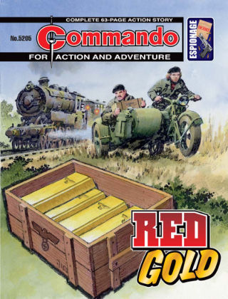 Commando Issue 5205