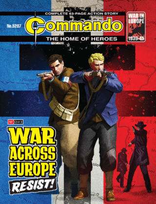 Commando Issue 5207