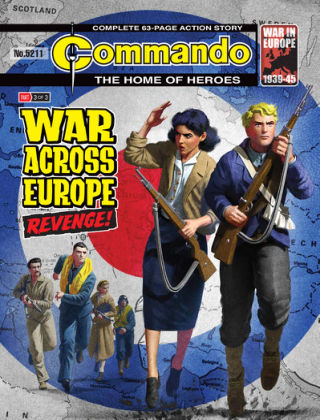 Commando Issue 5211