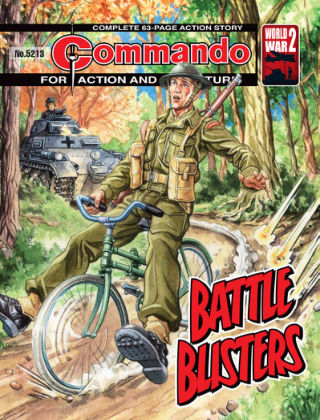 Commando Issue 5213