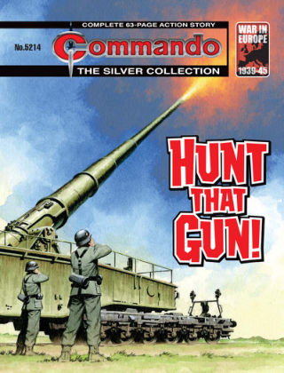 Commando Issue 5214