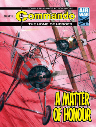 Commando Issue 5215