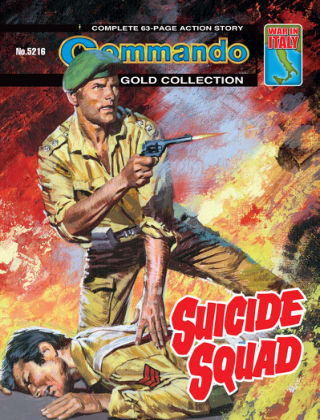 Commando Issue 5216