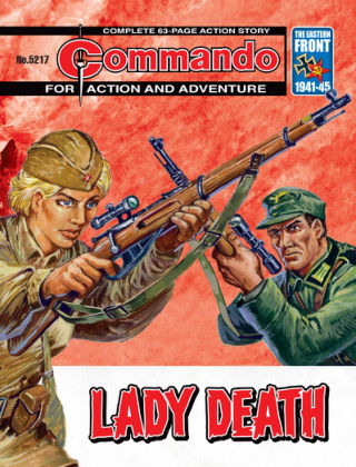 Commando Issue 5217